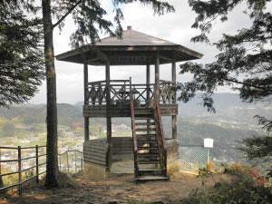 塔の観音展望台