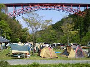 キャンプ&コテージ かじか荘