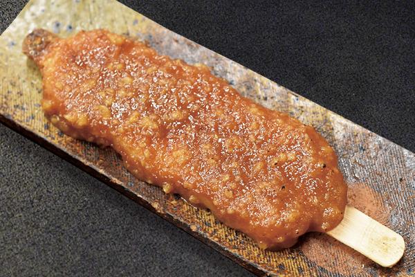 和食処 かじか亭 五平餅