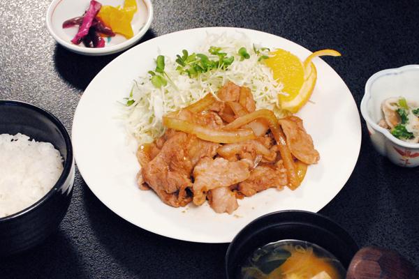 和食処 かじか亭 さば味噌煮定食