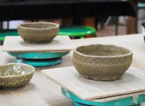 阿南町陶芸体験館 出張陶芸教室