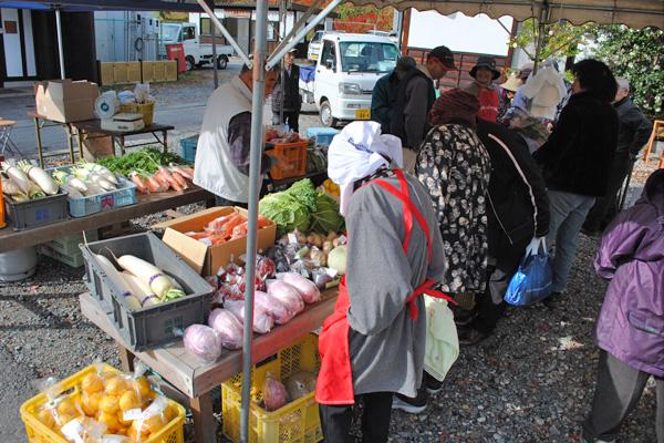 かじかの湯 秋の大収穫祭